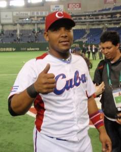 Yasmani Tomas was only one of several Cuban rookie stars who performed big-time in the recent Classic.